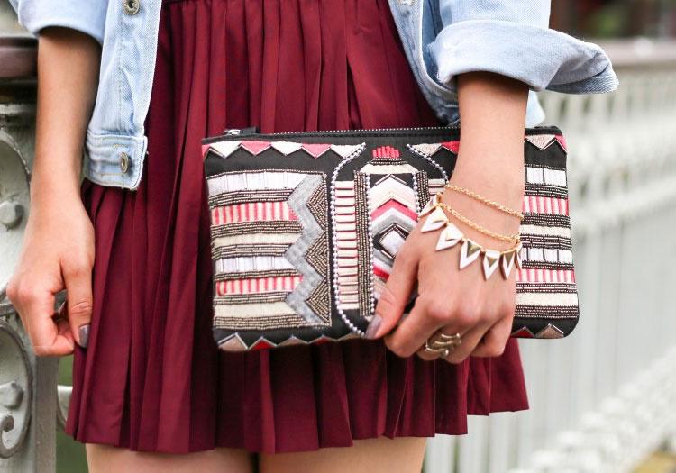 86655a45f8 Vhodná kabelka k šatám  Poradíme Vám ako si vybrať