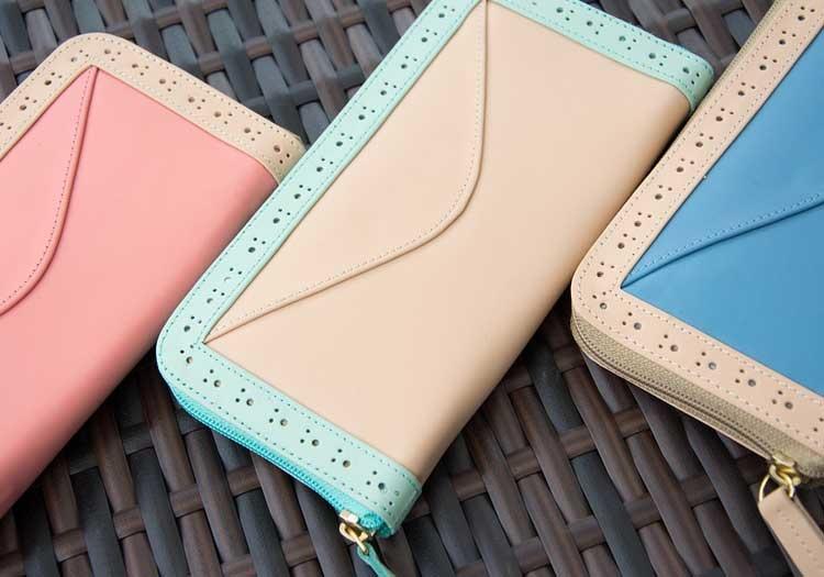 Aký typ zapínania je pre peňaženky najlepší?