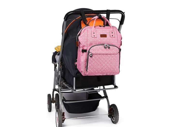 3 veci, ktoré rozhodne nesmú chýbať v taške pre mamičky