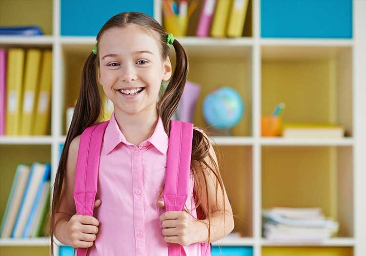 2# Aký školský ruksak vybrať pre dieťa