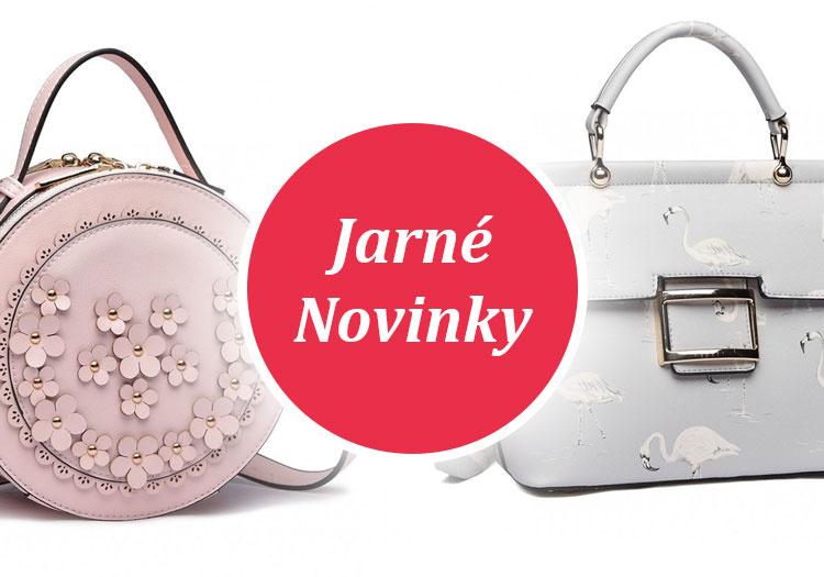 Nové kabelky v našej ponuke