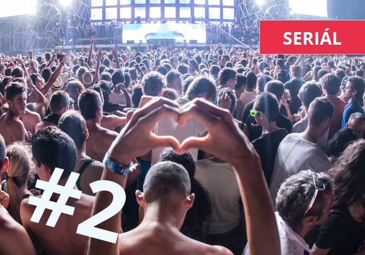 Seriál #2: Čo si zbaliť na festival
