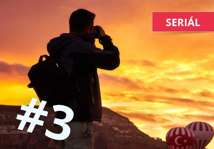 Seriál #3: Čo si zbaliť na dovolenku v zahraničí