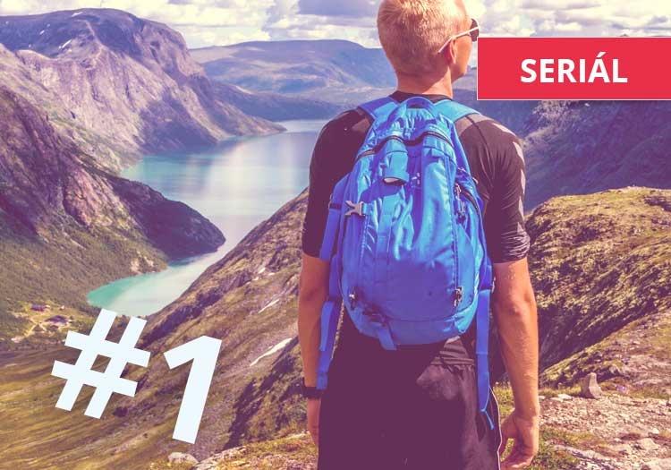 Seriál #1: Čo si zbaliť na turistiku