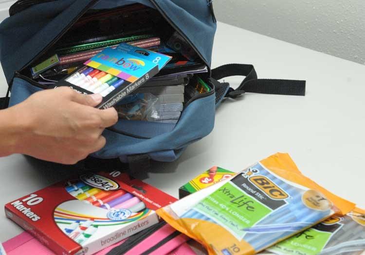 Čo nesmie chýbať  vškolskom ruksaku