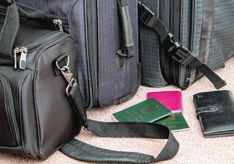 Čo by vám nemali colníci nájsť na letisku vkufri?