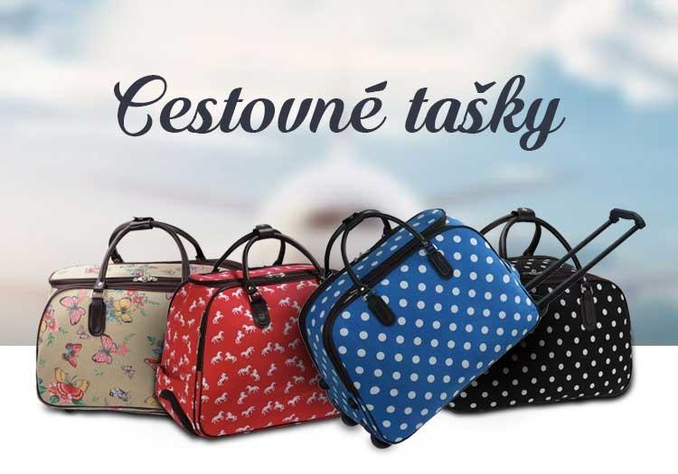 Štýlové cestovné tašky pre každú situáciu