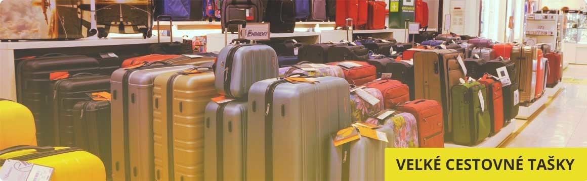 Veľké cestovné tašky