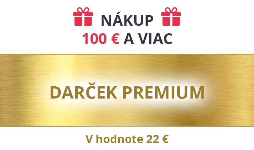 Darčeky k objednávke premium