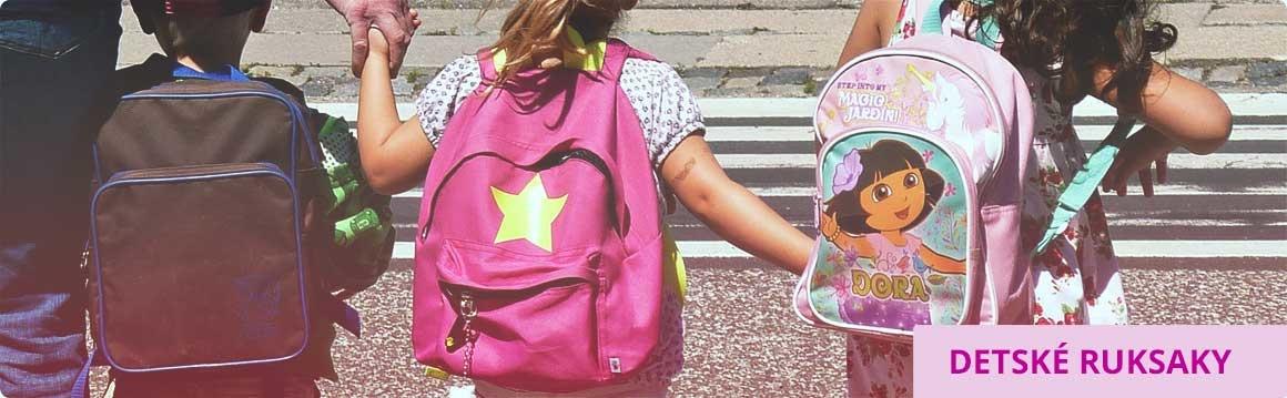 Detské ruksaky