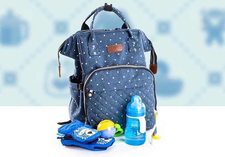 Prečo by ani vám nemala chýbať taška pre mamičky
