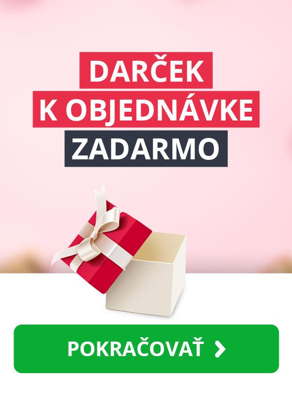 Darček k objednávke zadarmo - mobil