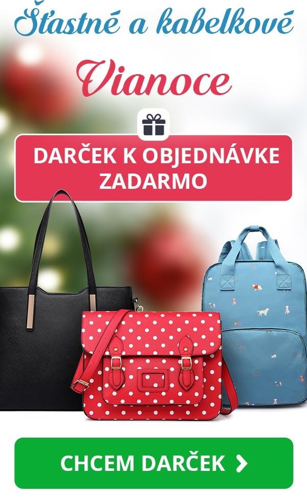 Šťastné kabelkové Vianoce - mobil
