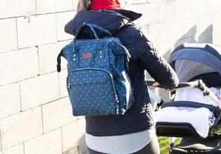 Moja skúsenosť s ruksakom pre mamičky