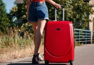 Cestovný kufor? Každé kilo sa počíta!