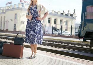 Ako vybrať kufor do vlaku?