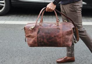 Pánska cestovná taška – elegantná a praktická