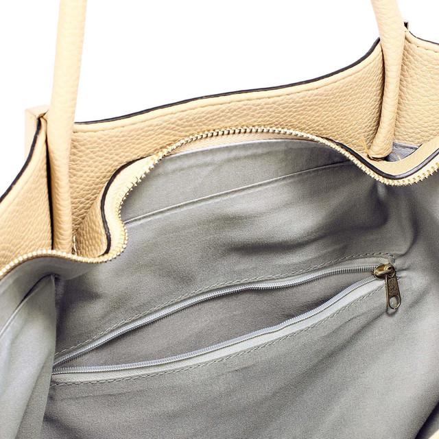 Kabelka - Sida, cez rameno, s príveskom, telová