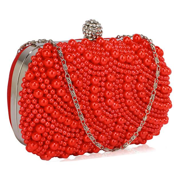 kabelka-cervena-spolocenska-vecerna-s-perlami