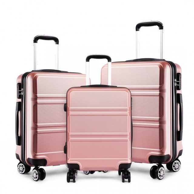 Set cestovných kufrov