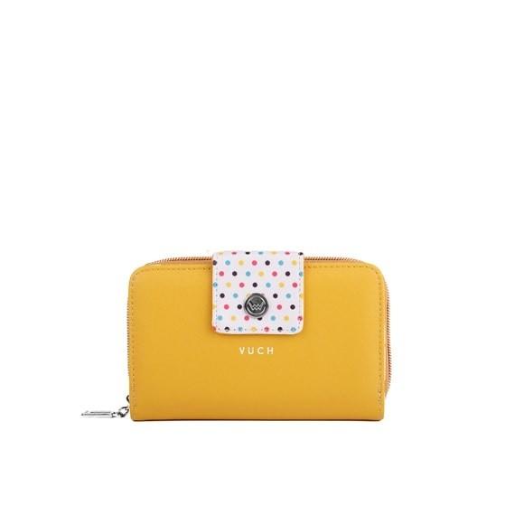 Peňaženka - Donna daffodil, dots do vrecka, žltá