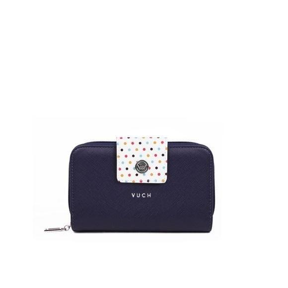 Peňaženka - Berry, dots do vrecka, tmavomodrá