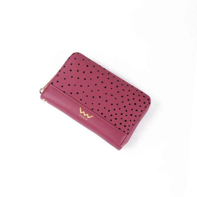 Peňaženka - Annie zippy malá, červená