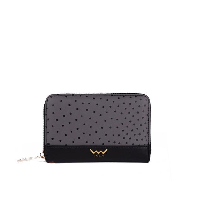 Peňaženka - Lora zippy malá, čierna