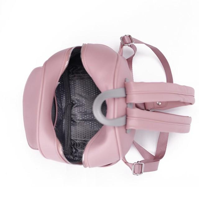 Batoh - Evis so strapcom, ružový