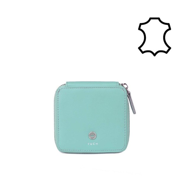 Peňaženka - Livia mini, mentolová