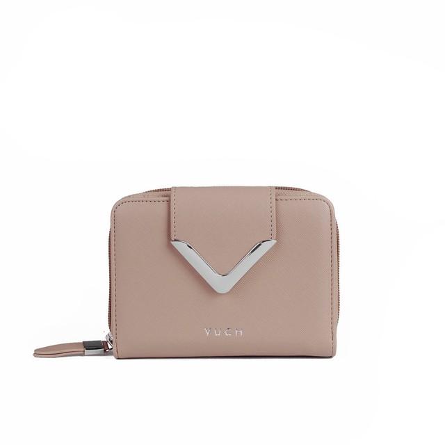 Peňaženka - Klody, béžová