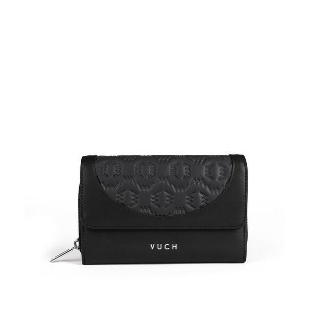 Peňaženka - Herlys kožená čierna