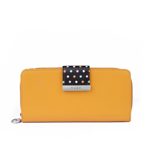 Peňaženka - Mussy žltá