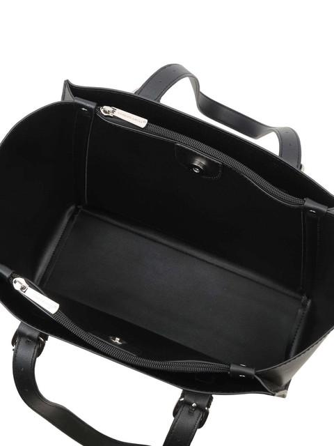 Kabelka - Luigisanto veľká na rameno čierna