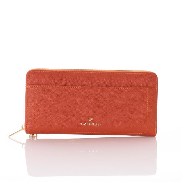Peňaženka - s remienkom Verde oranžová
