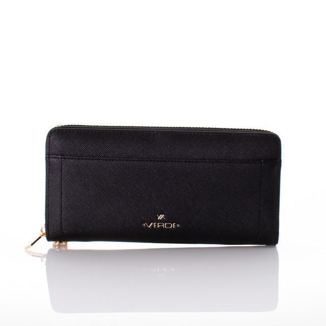 Peňaženka - s remienkom Verde čierna