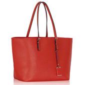 kabelka-cervena-cez-rameno-priestranna-velka