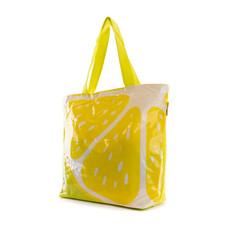 Taška - ovocná plážová limentka, žltá