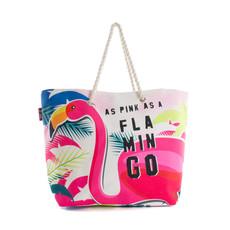 pink-flamingo-farebna-na-plaz