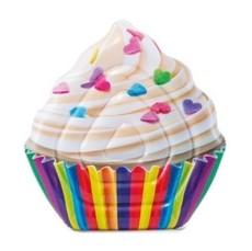 Nafukovačka - cupcake koláčik farebný