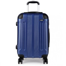 Set cestovných kufrov - pre rodinu, tmavomodrý
