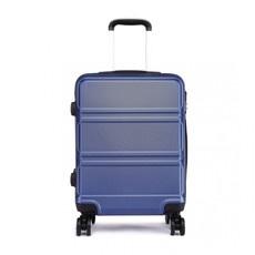 Set cestovných kufrov Ariel, tmavomodrý