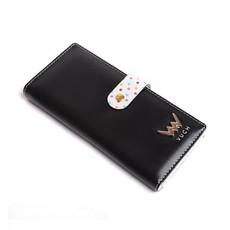 Peňaženka - Dark desire, dots eko kožená