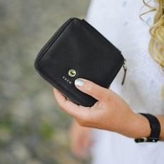 Peňaženka - Patricia mini čierna