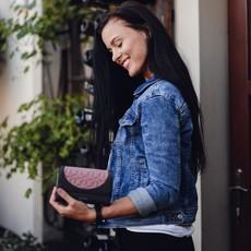 Peňaženka - Lottie kožená čierna