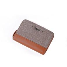 Peňaženka - Musty hnedá