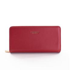 Peňaženka - Diana elegantná, praktická, červená