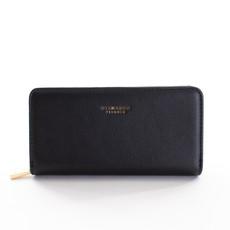 Peňaženka - Diana elegantná, praktická, čierna