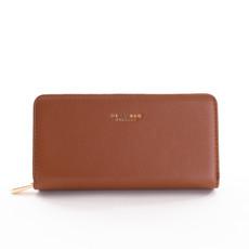 Peňaženka - Diana elegantná, praktická, hnedá