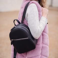 Batoh - Stimi koženkový čierny